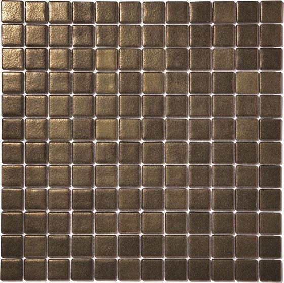 Metallum Glass Mosaic (25 mm) MS-90