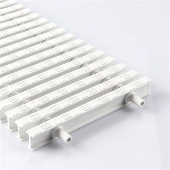Plastic Pool Edge Grating-Bodrum C-25