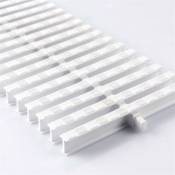 Plastic Pool Edge Grating-Bodrum T-25
