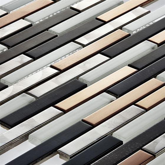 TENLight Metal / Inox Mosaic CM-982