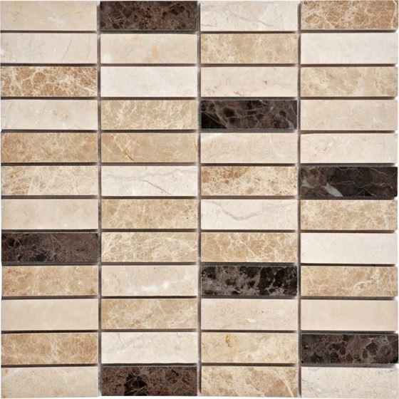 AK-9325 Marble Mosaic Vista Blend B3