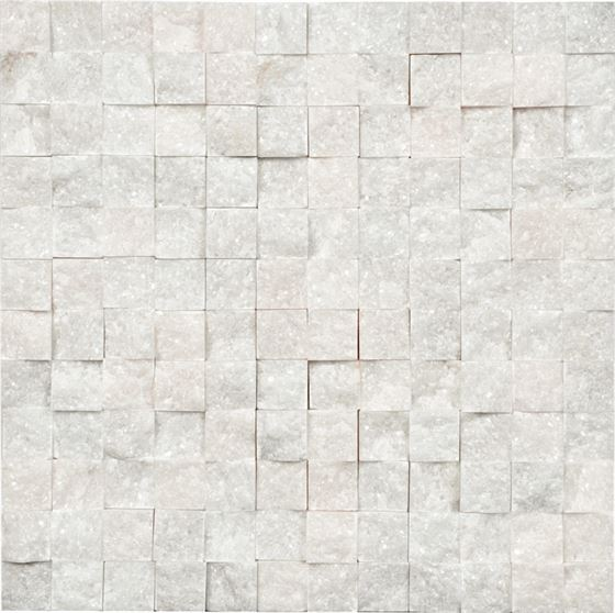 AKSF-9051 Natural Stone Crystal White