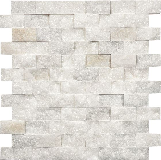AKSF-9052 Natural Stone Crystal White