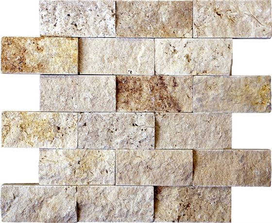 AKSF-9073 Natural Stone Rustic Traverten