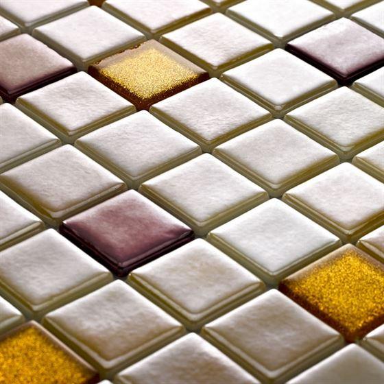 Millenium Silvery Glass Mosaic / T-2281 Süphan