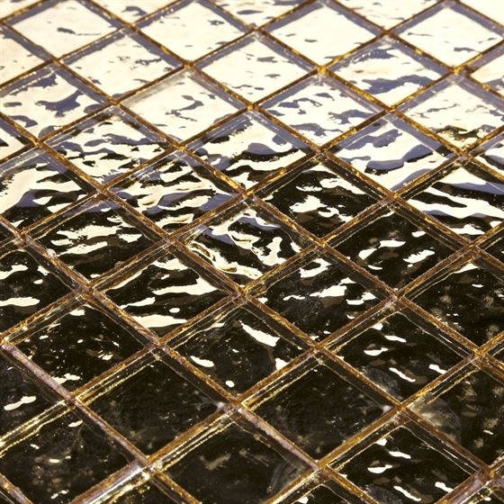Retro Glass Mosaic / R-5000 Gold