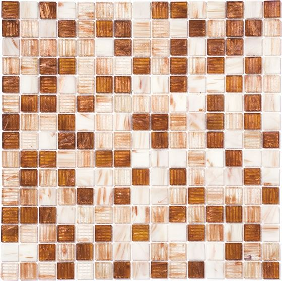 Retro Glass Mosaic / R-8809 Bian
