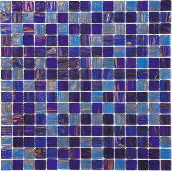 Retro Glass Mosaic / R-8822 Abada