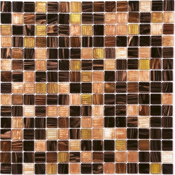 Retro Irid. Glass Mosaic / R-8844 Biti
