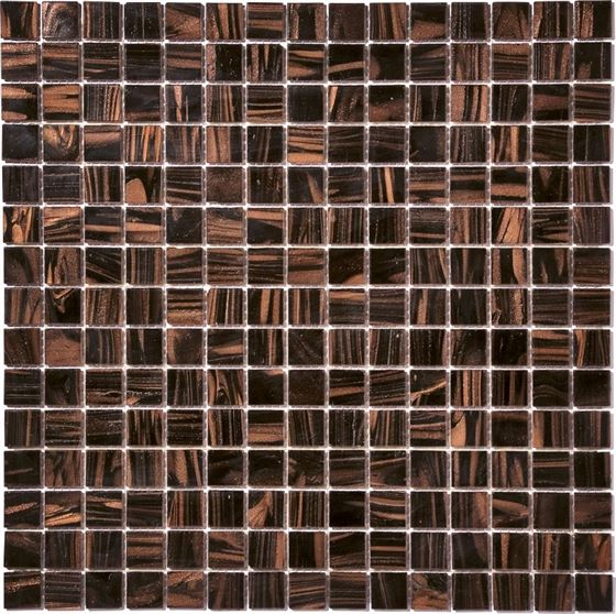 Retro Glass Mosaic / R-8845 Chipara