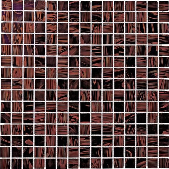 Retro Glass Mosaic / R-8860 Matis
