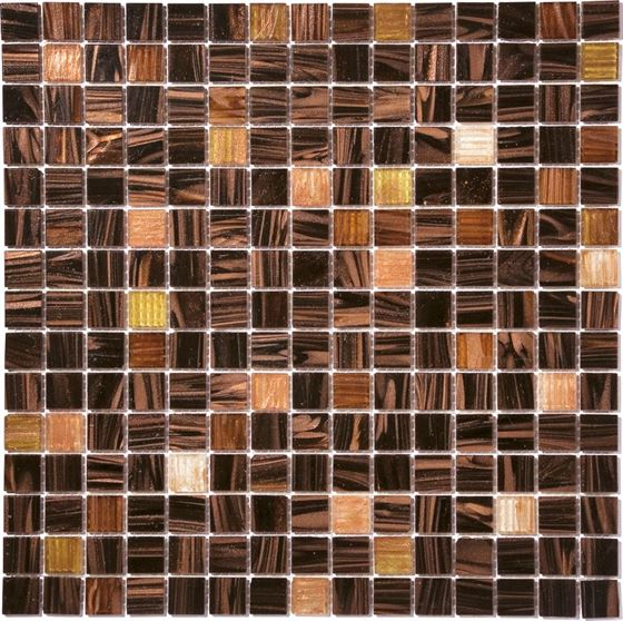 Retro Glass Mosaic / R-8866 Bianiti