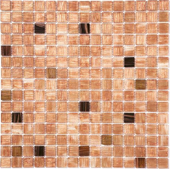 Retro Glass Mosaic / R-8869 Indigo