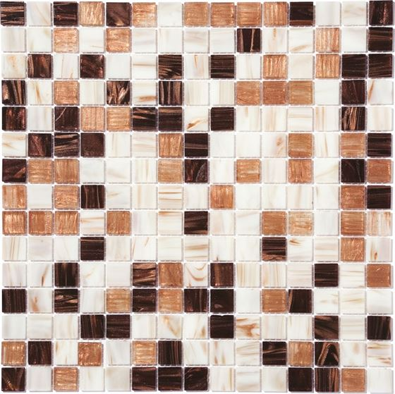 Retro Glass Mosaic / R-8870 Yahto