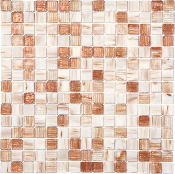 Retro Glass Mosaic / R-8875 Dakoto