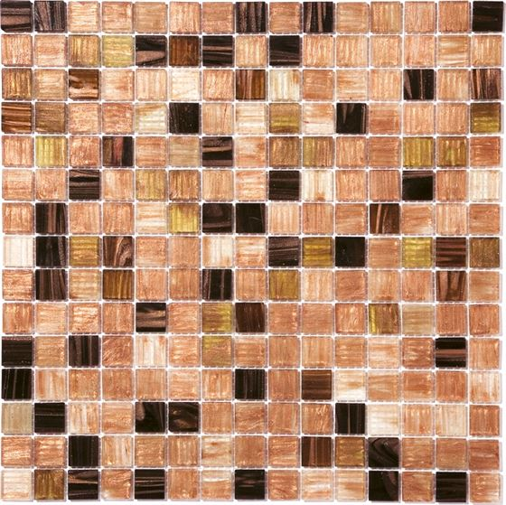 Retro Glass Mosaic / R-8892 Osage