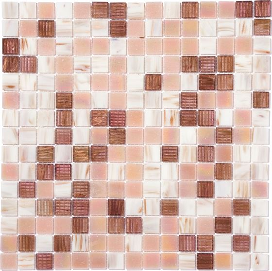Retro Glass Mosaic / R-8895 Molala