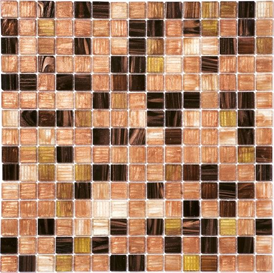 Retro Glass Mosaic / R-8897 Papago