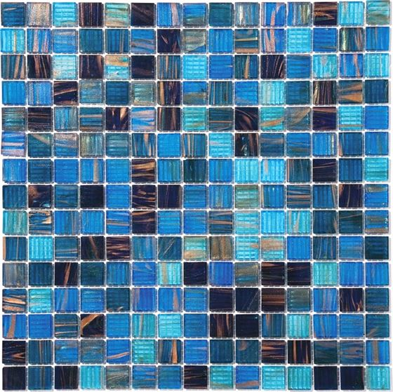 Retro Glass Mosaic / R-8898 Navaho