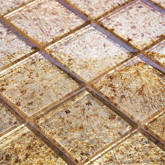TENLight Golden Crystal Mosaic G-302