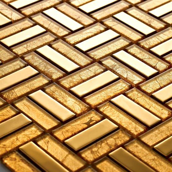 TENLight Golden Crystal Mosaic G-48503