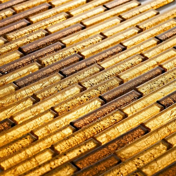 TENLight Golden Crystal Mosaic G-73123