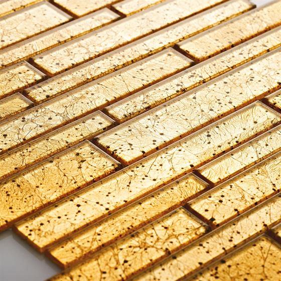 TENLight Golden Crystal Mosaic G-75502