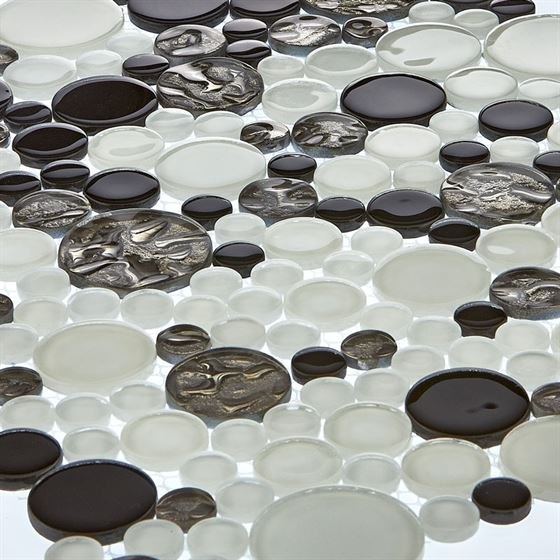 TENLight Crystal Glass Mosaic CGM-4000