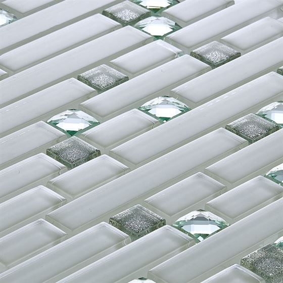 TENLight Crystal Glass Mosaic D-04 Elmas