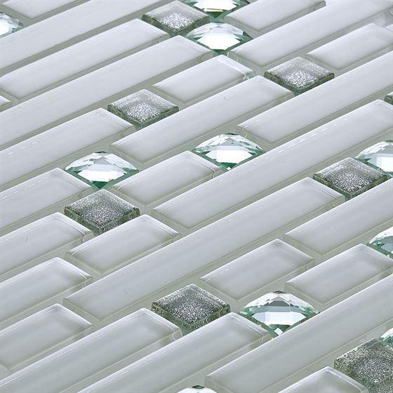 TENLight Crystal Glass Mosaic D-04 Elmas