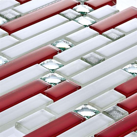 TENLight Crystal Glass Mosaic D-07 Yakut