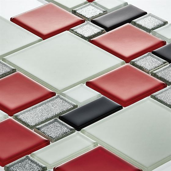TENLight Crystal Glass Mosaic L-1118 Shima Paris (Roma)