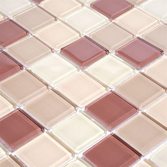 TENLight Crystal Glass Mosaic L-1122 Cocopa
