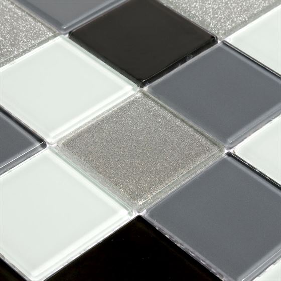 TENLight Crystal Glass Mosaic L-1140 Canus (48 mm)