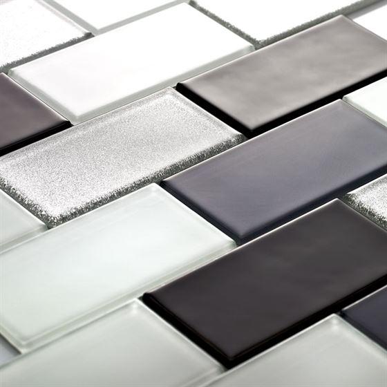 TENLight Crystal Glass Mosaic L-1140 Canus