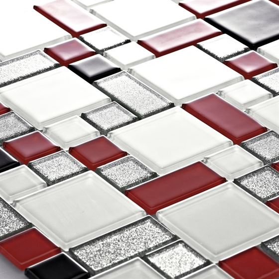 TENLight Crystal Glass Mosaic L-1144 Lima (Roma)
