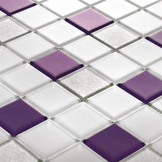 TENLight Crystal Glass Mosaic L-1151 Linus