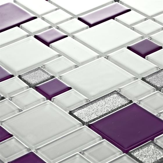 TENLight Crystal Glass Mosaic L-1154 Kato (Roma)