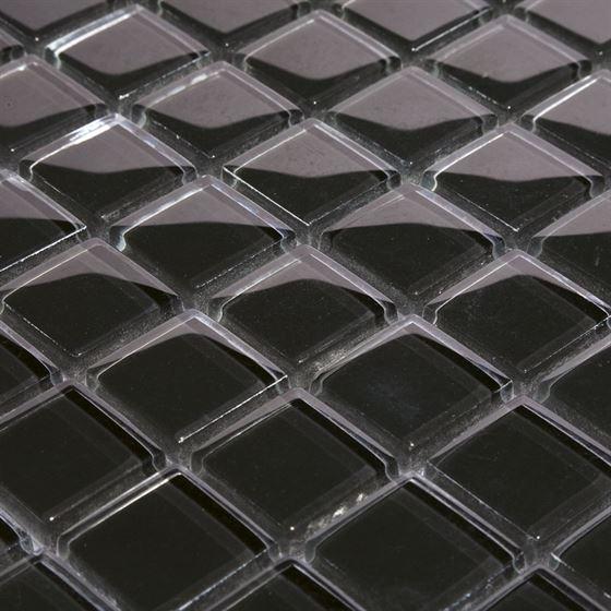 TENLight Crystal Glass Mosaic L-1162 Black