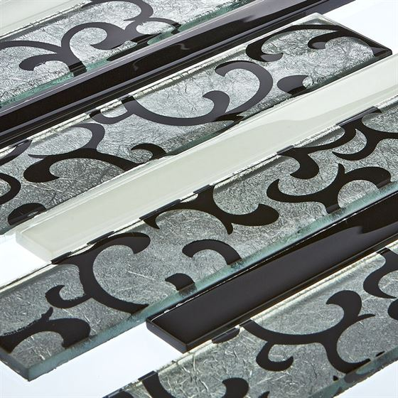 TENLight Crystal Glass Mosaic L-1169 Petra