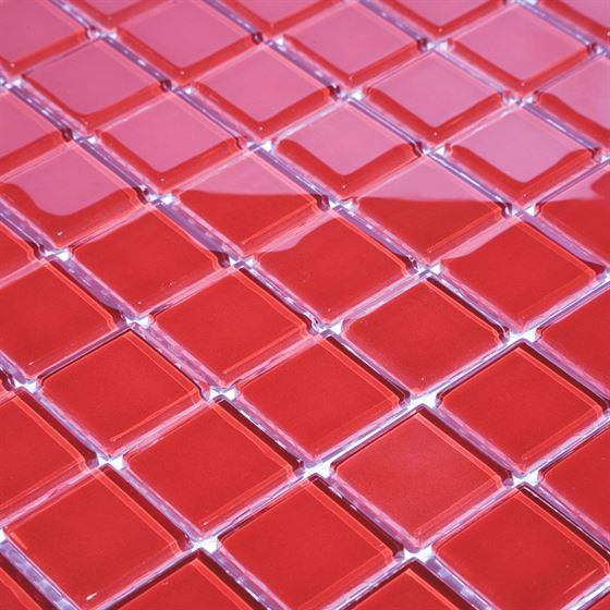 TENLight Crystal Glass Mosaic L-1185 Red
