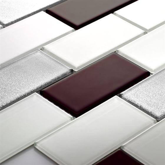 TENLight Crystal Glass Mosaic L-1196 Nina
