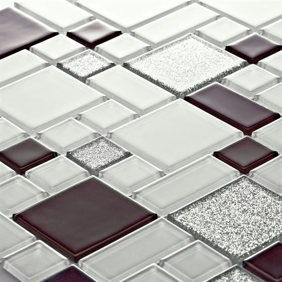 TENLight Crystal Glass Mosaic L-1197 Poloma (Roma)