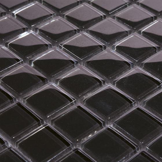 TENLight Crystal Glass Mosaic L-704 Black