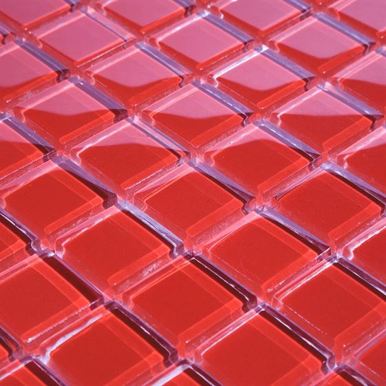 TENLight Crystal Glass Mosaic L-708 Red