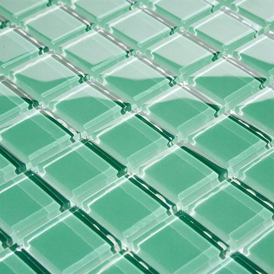 TENLight Crystal Glass Mosaic L-710 Blue Mint