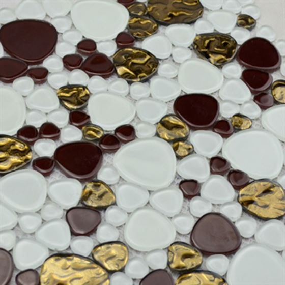 TENLight Crystal Glass Mosaic PGM-2400