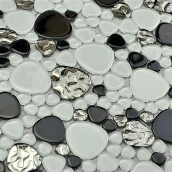 TENLight Crystal Glass Mosaic PGM-4100