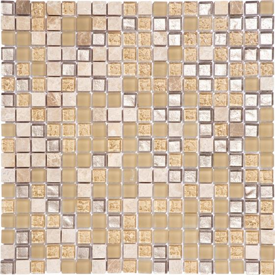 TENLight Marble & Glass Mosaic SG-1521 Mira