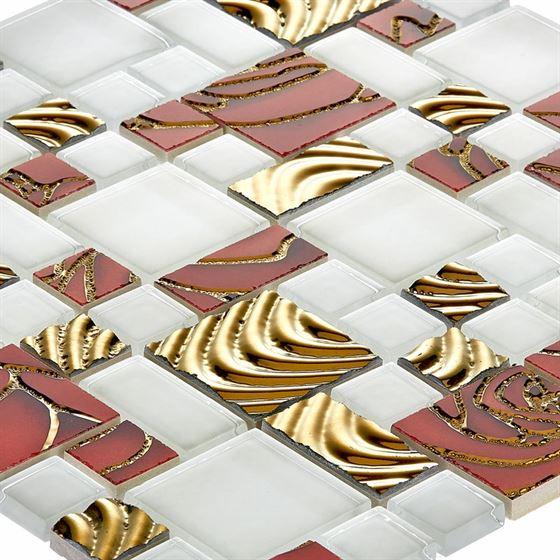 TENLight Crystal Ceramic Mosaic S-689 Yıldız